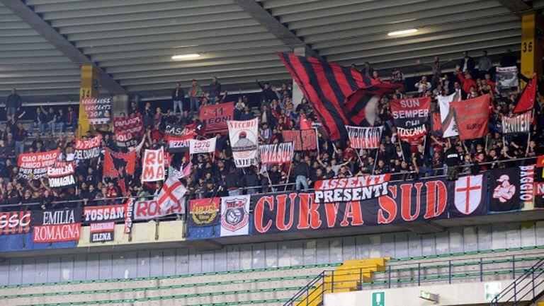Тифозите на Милан отново захапаха Паоло Малдини