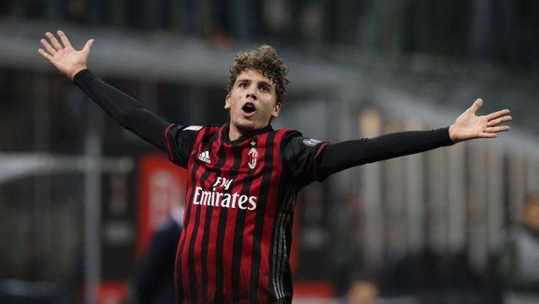 18-годишен подлуди Милан и нокаутира Юве (видео+галерия)