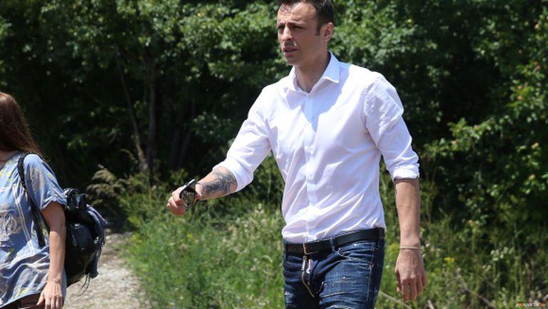 Има кандидат за Бербатов от Премиършип
