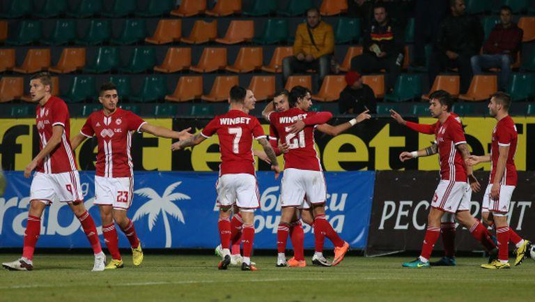 Групата на ЦСКА-София за Лудогорец - ключови играчи се завръщат