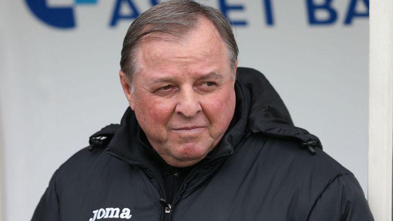 Тарханов: Ще следя талантите в Славия, не изключвам трансфер