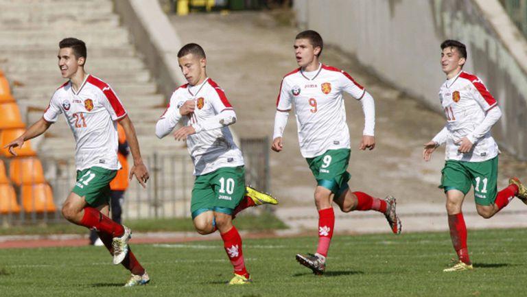 Невероятно начало за България! Младите лъвове шокираха Португалия (видео+галерия)