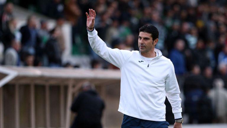 Уго Секо: Георги Иванов е много строг и амбициозен треньор