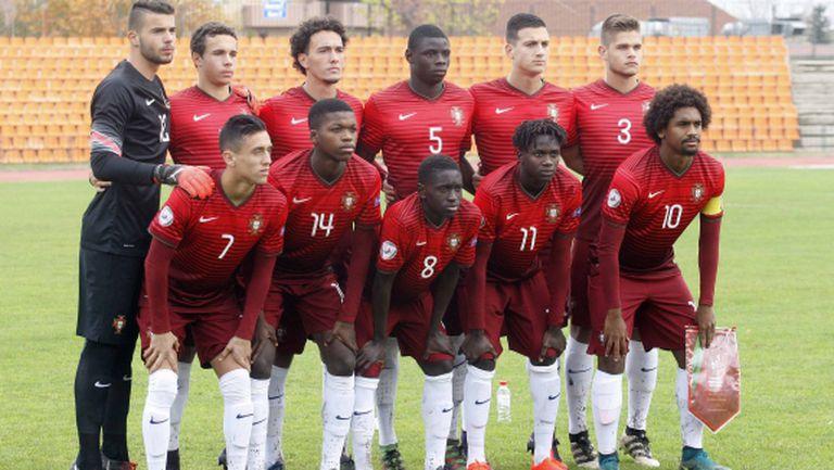 Португалия се измъкна в последната минута срещу Беларус в Сливен