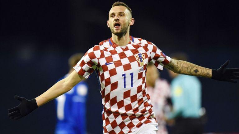 Хърватия върна исландците в реалността (видео)