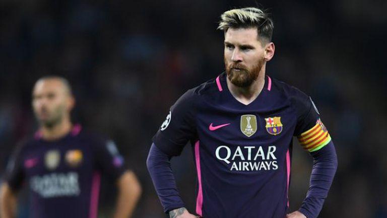 Меси няма да подновява договора си с Барселона, твърдят в Мадрид