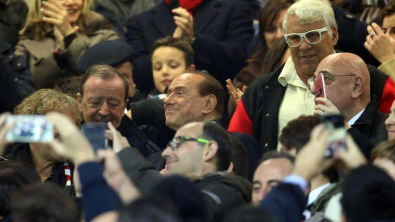 Берлускони: Дали това е последното ми дерби? Не вярвам!
