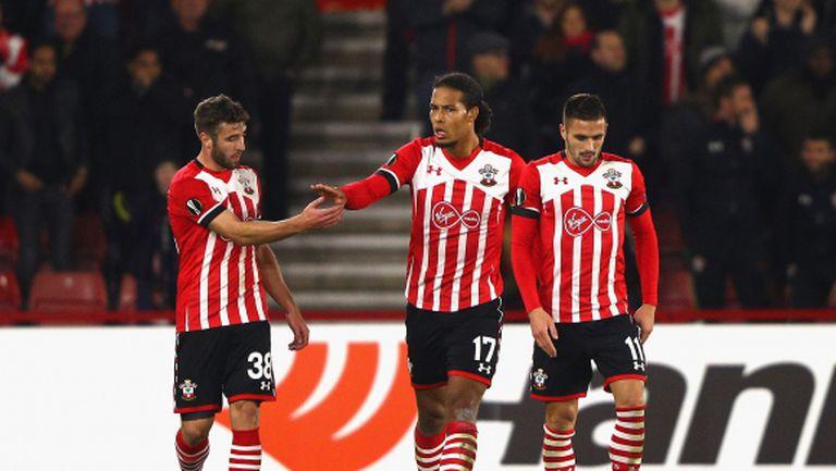 Ливърпул подготвя нова трансферна атака към Саутхамптън