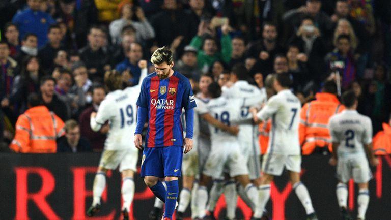 Рамос отново е спасителят в 90-ата минута, Реал Мадрид запази аванса пред Барса (видео+галерия)