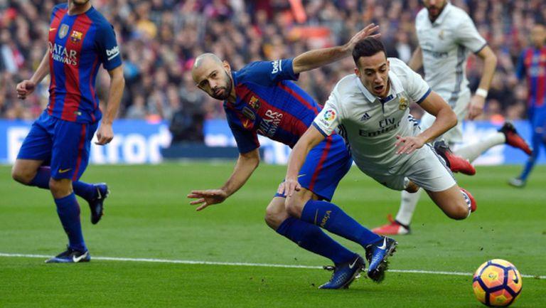 В Мадрид: Не дадоха 2 дузпи на Реал