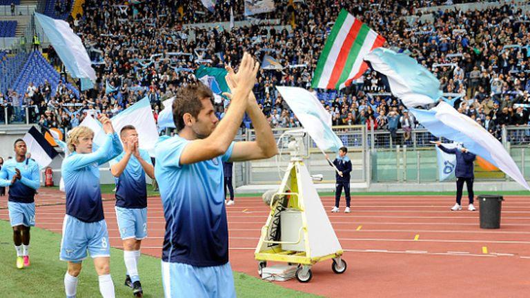 От Лацио се извиниха за обидите към Рюдигер
