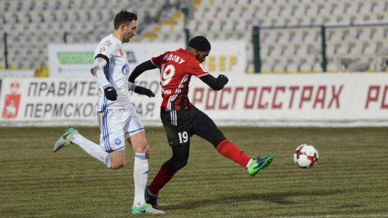 Амкар завърши годината с класика срещу Оренбург (видео)