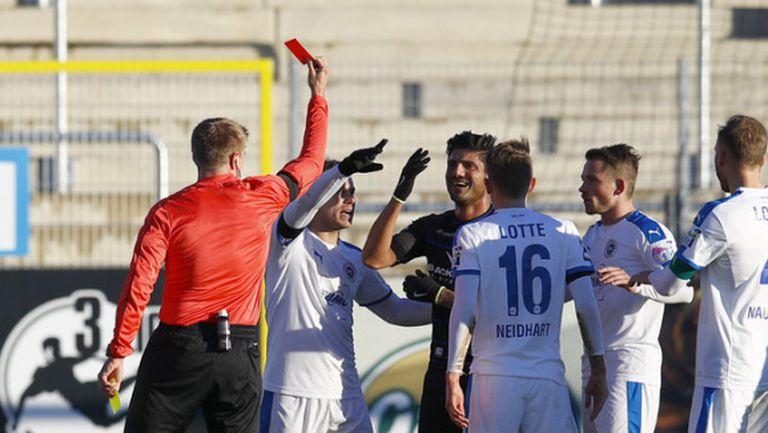 12 мача наказание за бияча от тима на Илия Груев