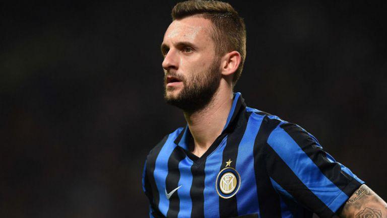 Хърватин подписа с Интер до 2021