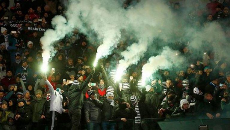 УЕФА ще накаже сурово Динамо и Бешикташ