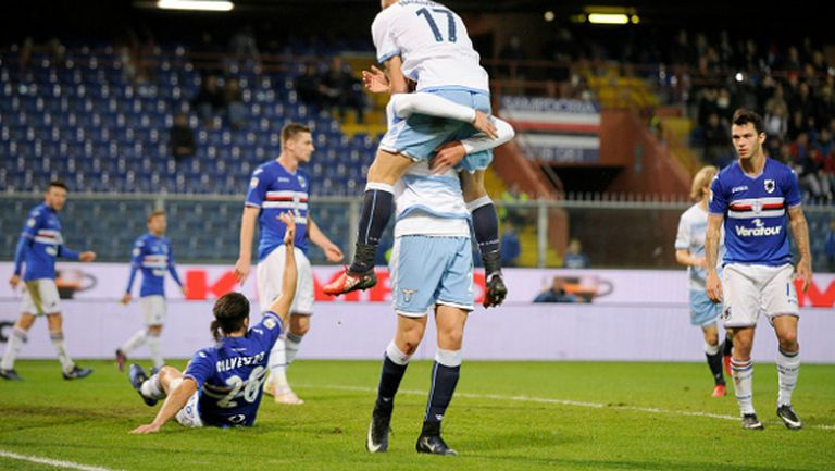 Лацио превзе Генуа (видео)