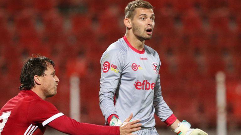 Николай Банков: Съжалявам, че не зарадвахме хилядите на стадиона с победа