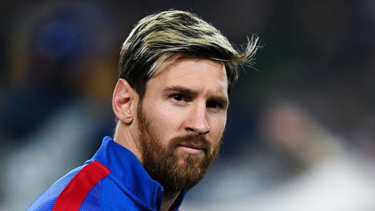 """Барса с всички звезди в Катар, Меси също ще липсва на """"Златната топка"""""""