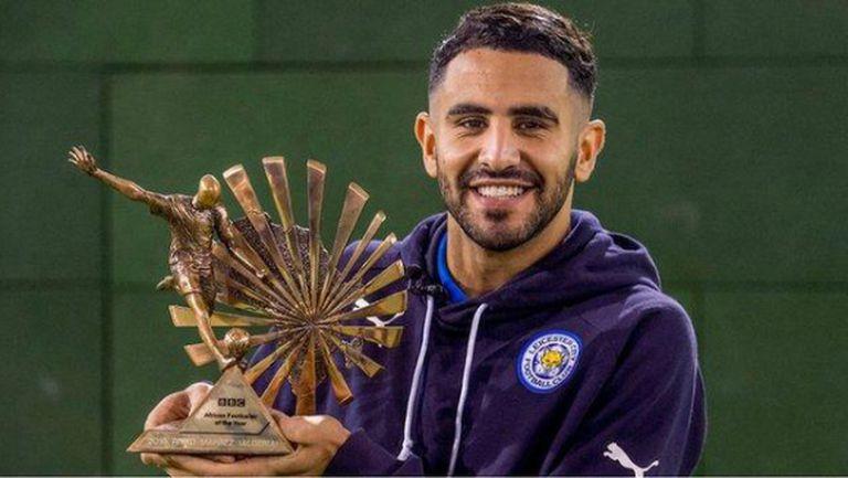Риад Марез спечели още една престижна награда