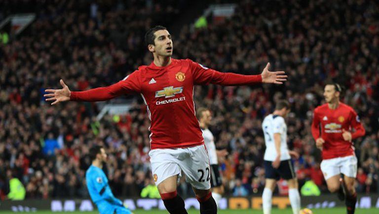 Мхитарян разкри кой е футболният му идол... легенда на Арсенал