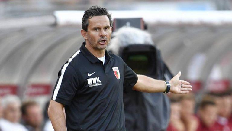 Аугсбург освободи старши треньора