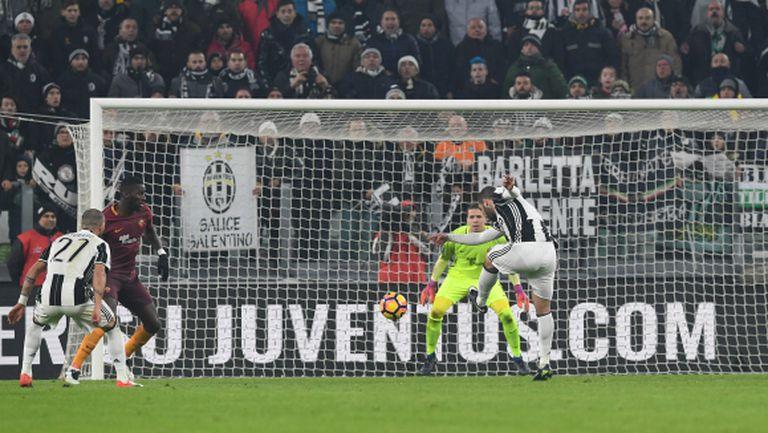 Ювентус капарира титлата в Серия А (видео+галерия)