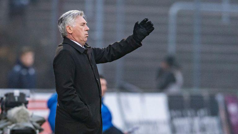 Анчелоти: Можем повече и ще го покажем срещу Лайпциг