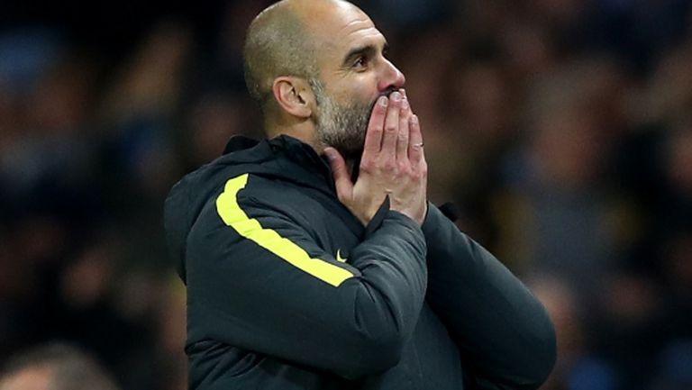 Гуардиола доволен от обрата срещу Арсенал