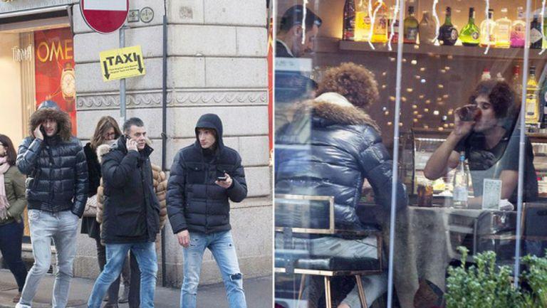 Фелаини в Милано, преговаря за трансфер