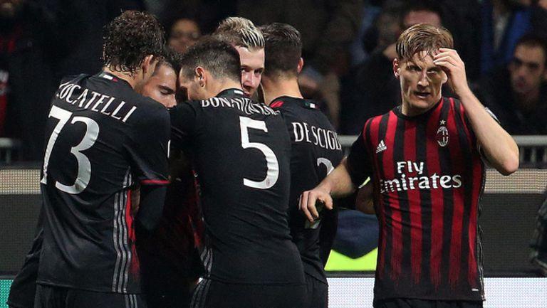 Проблеми с полета на Милан за Катар