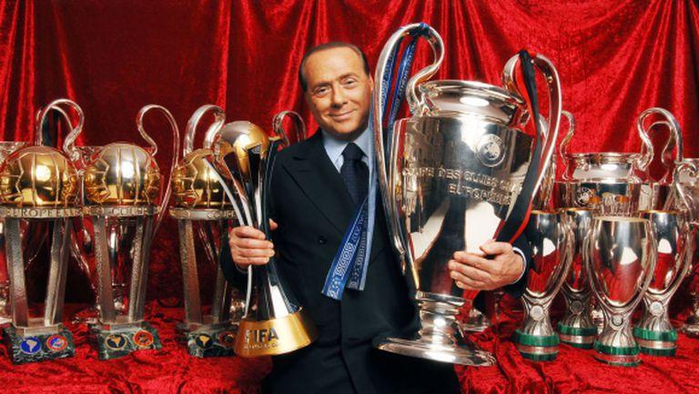 Берлускони: За да спрем Ювентус, трябва да сменим всички съдии в Италия