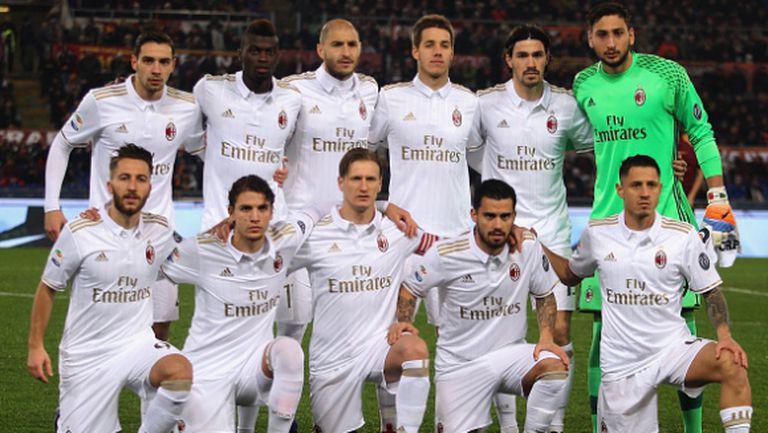 Милан тръгна с всички футболисти за Катар