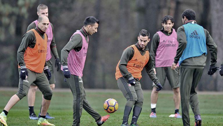 Милан пристигна в Доха