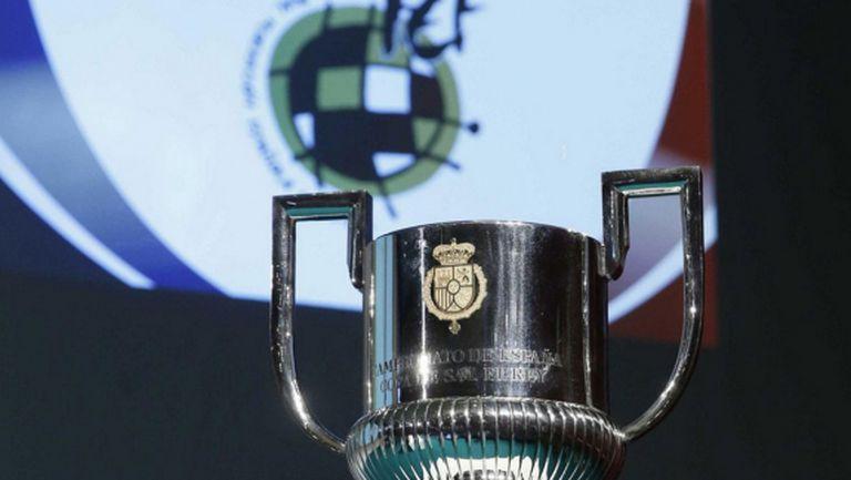 Барса и Реал Мадрид с много тежки сблъсъци на 1/8-финалите за Ла Копа