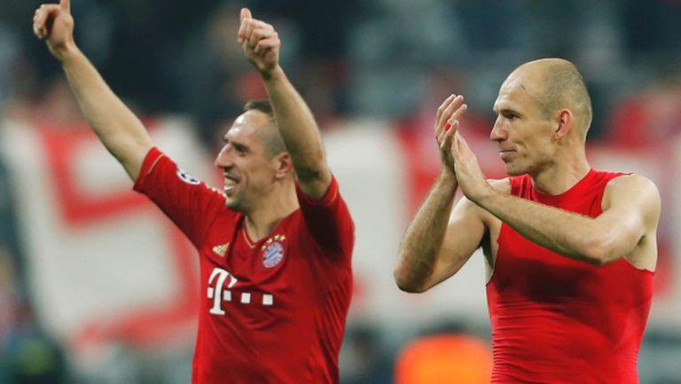 Само трима от Байерн в топ 10 на полусезона в Германия