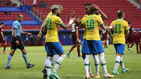 Бразилия се готви за Перу