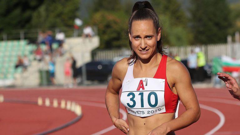 Инна Ефтимова трета на 200 метра в Чехия