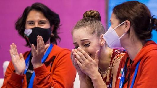 Боряна Калейн: Европейското първенство във Варна завинаги ще остане в сърцето ми