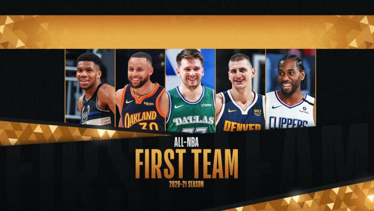 """Трима играчи от Балканите попаднаха в """"Идеалния отбор"""" на НБА"""
