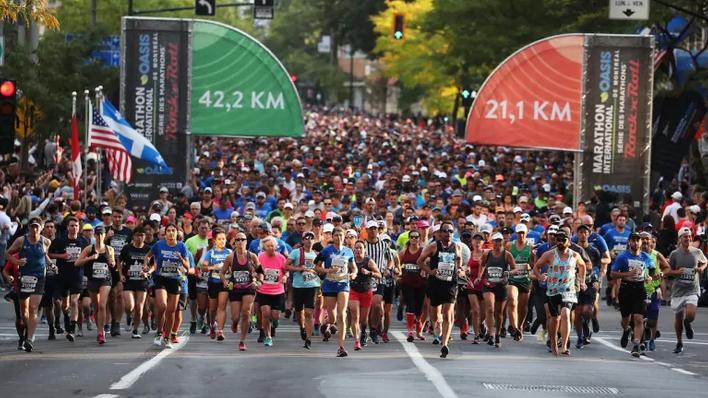 Отмениха тазгодишното издание на маратона на Монреал