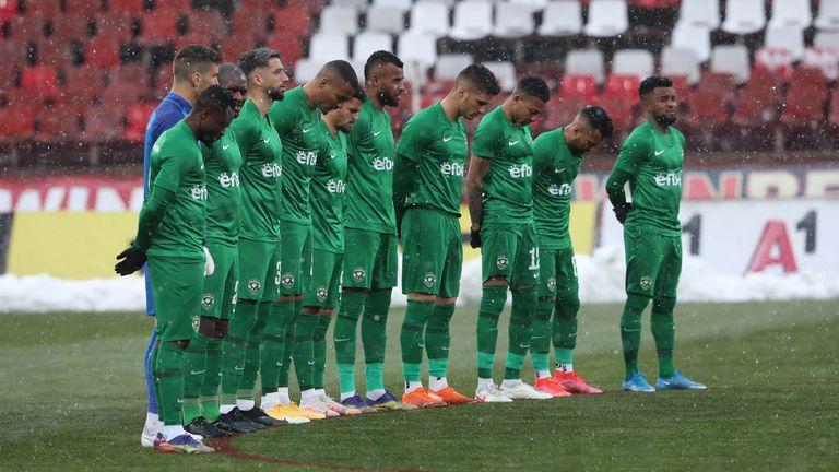 Лудогорец ще срещне тим от Люксембург или Гибралтар в Лига на Конференциите, ако отпадне от Шахтьор Солигорск