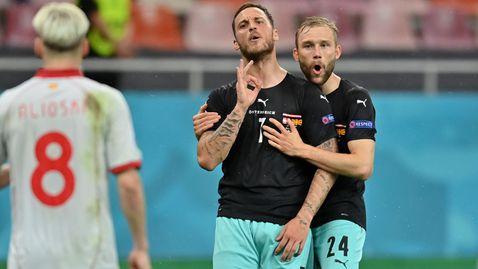 Арнаутович получи наказание, пропуска утрешния мач на Австрия