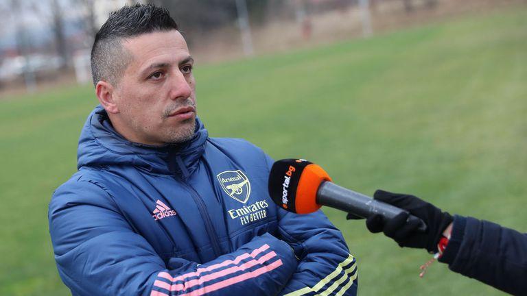 Български треньор от академията на Арсенал с курсове за видео анализ у нас