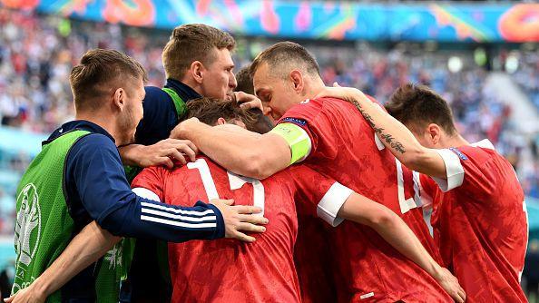 Гол на Миранчук донесе първа победа на Русия на Евро 2020