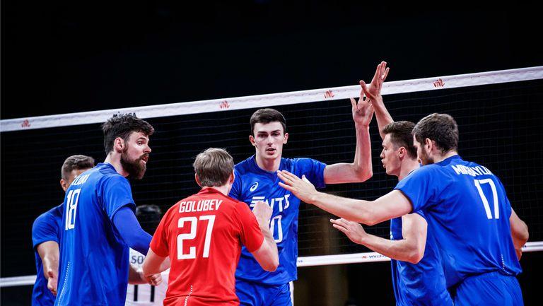 Русия загря за България с трудна победа срещу Аржентина