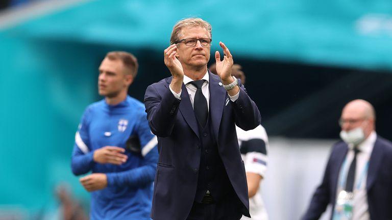Треньорът на Финландия: Бяхме близо до победата