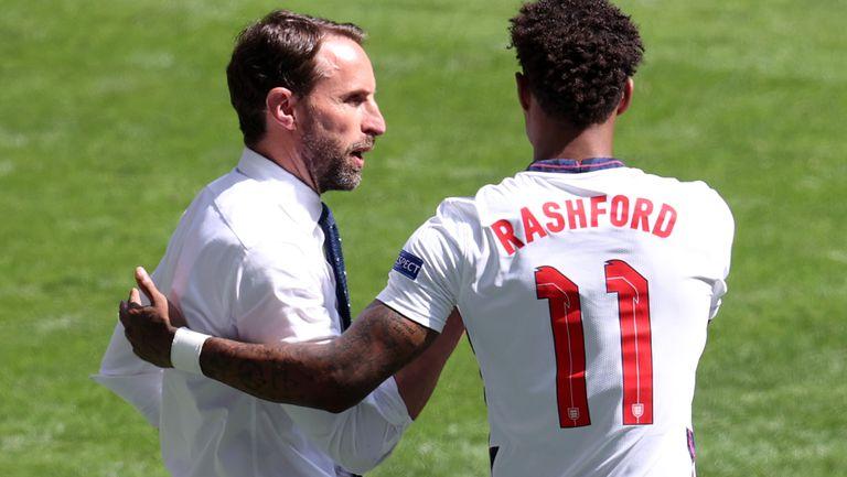 Рашфорд: Англия трябва да излезе от зоната си на комфорт