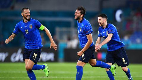 Италия прескочи групите след втори убедителен успех