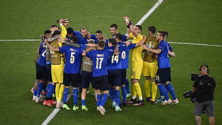 Впечатляващо: Италия е в серия от 10 победи с голова разлика 31:0