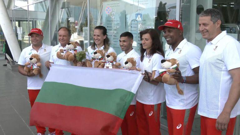 Боксьорите заминаха за Токио с очаквания за медали